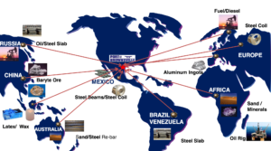 Port of Brownsville Global Connectivity