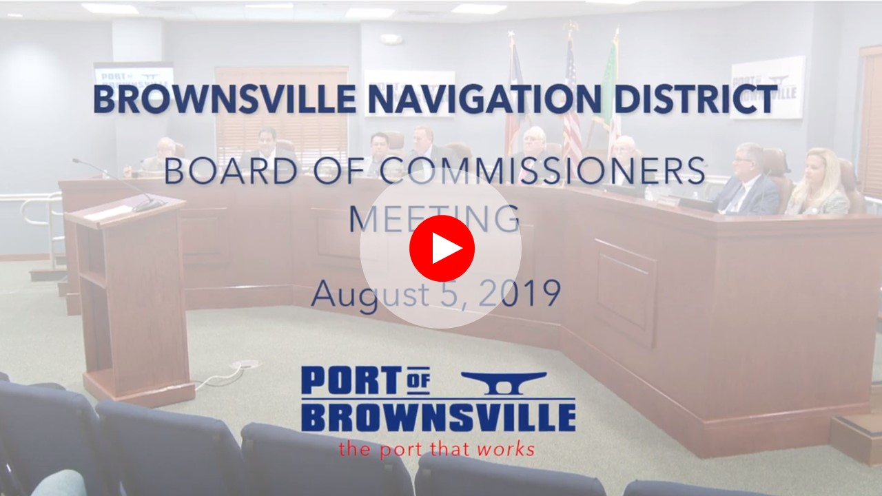 Special Board Meeting 08-05-19